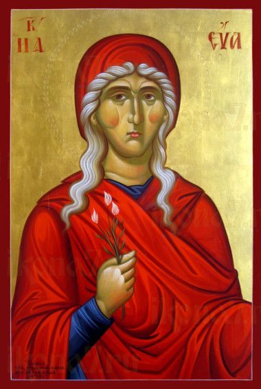 Икона Ева, праматерь
