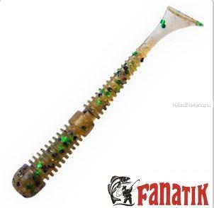 Купить Виброхвост Fanatik Boxer 4.5 115 мм / цвет - 004(упаковка 4 шт)
