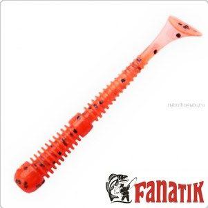 Купить Виброхвост Fanatik Boxer 4.5 115 мм / цвет - 023(упаковка 4 шт)