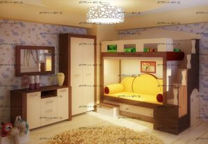 Детская комната Фанки Хоум-11002.2