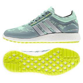 Женские кроссовки adidas Clima Heat Rocket Boost Women голубые