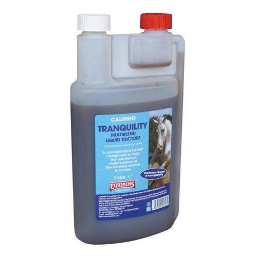 Equimins Tranquility Liquid Herbal Tincture - Успокоительный сироп.1 литр