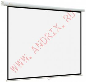 Настенный экран ViewScreen Lotus 213x213 см MW 1:1 (205*205)