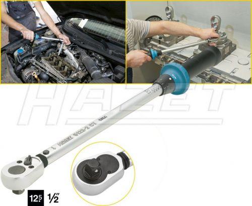 "Ключ HAZET 5122-2CT динамометрический 1/2"" 40-200 Нм"