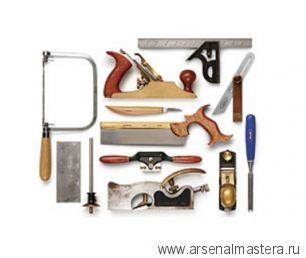 Полезно! Стартовый набор ручного инструмента столяра краснодеревщика. Обзор