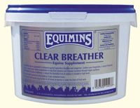 """Equimins Clear Breather Supplement. Подкормка """"Чистое дыхание"""" 700 гр и 1,4 кг"""