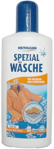 Heitmann Гель для стирки мембранной спортивной и туристической одежды 250 мл