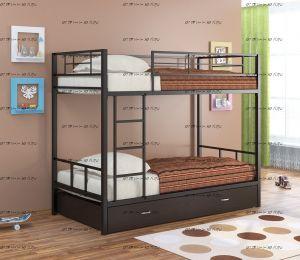 Кровать двухъярусная Севилья-2Я ФМ
