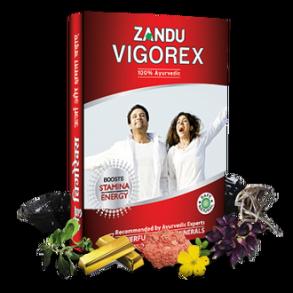 Вигорекс (Vigorex) 10таб,Zandu Vigorex
