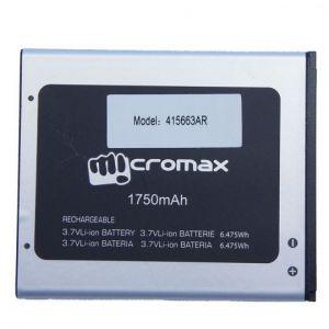 Аккумулятор Micromax A093 Canvas Fire Оригинал