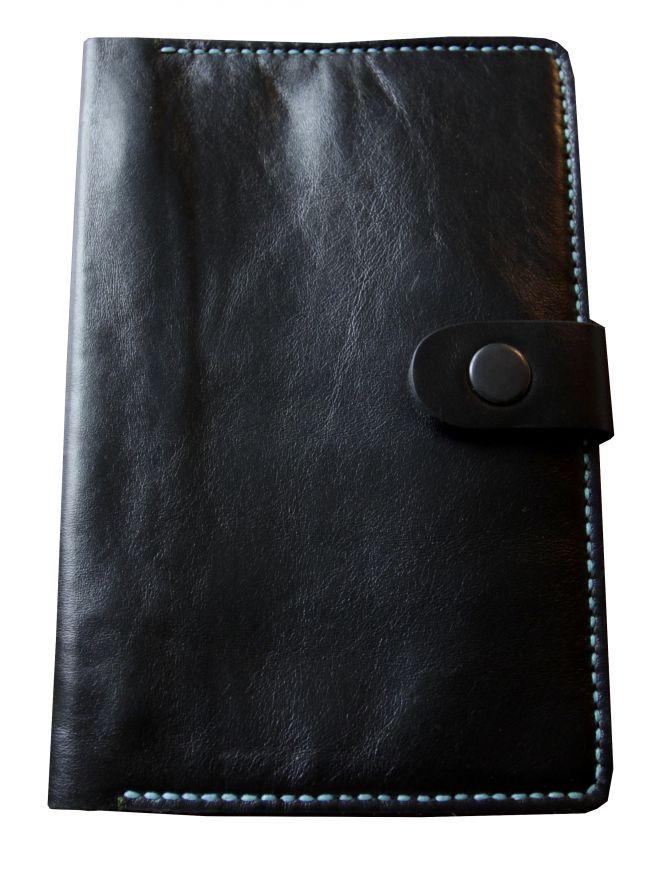 Дорожное портмоне Vito Rosso Premium BlackBlue
