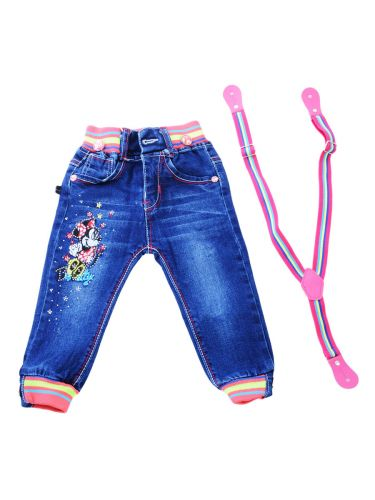 Брюки детские для девочек 1-6лет №151735