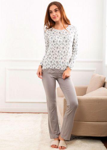 Женская пижама INDEFINI №IND665428