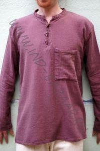 Разные цвета! Мужские рубашки из органического хлопка (Москва)