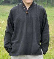 Мужская рубаха их органического хлопка, купить в Москве