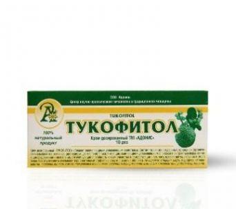 Органический лечебный дозированный крем (свечи)