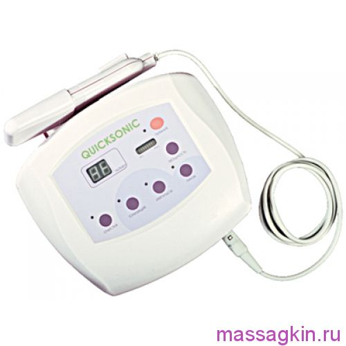 Ультразвуковая чистка кожи лица и тела Quicksonic