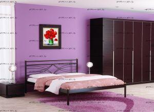 Кровать двуспальная Мираж Малайзия