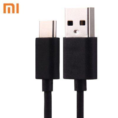 Кабель Xiaomi USB Type-C 1.2m  ( Черный)