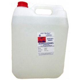 Перекись водорода 35-40%, 1 кг