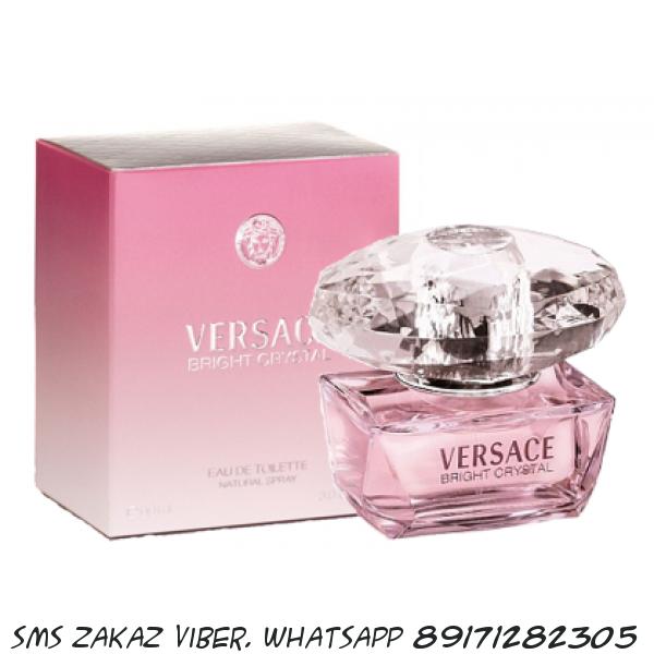 Versace Bright Crystal парфюмерная вода