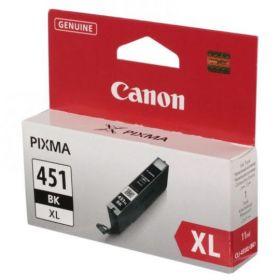 Картридж оригинальный Canon CLI-451BK XL черный