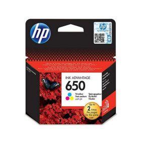 Картридж оригинальный HP CZ102AE (№650) Color