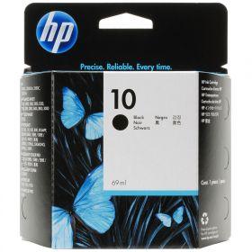 Картридж оригинальный для плоттеров Черный (Black), HP 10 C4844A