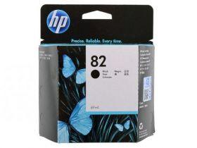 Картридж оригинальный HP №82 CH565A, черный