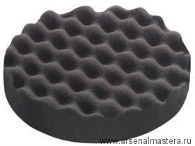 Полировальные губки диаметром 80 мм черные FESTOOL PS STF D80x20 BA/5 W в коробке 5 шт 202017