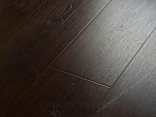 Ламинат PRAKTIK MASSIVE 5506 Дуб тёмный