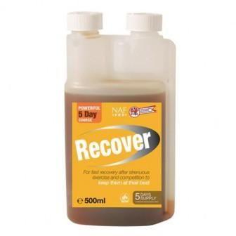 NAF Recover подкормка для быстрого восстановления после тяжелых нагрузок. 500 мл