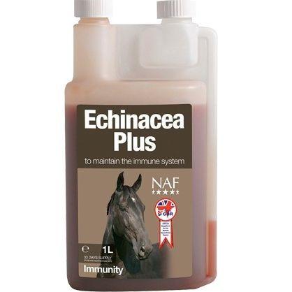 NAF Echinacea Plus. Эхинацея. Подкормка для поддержания иммунитета. 1 литр
