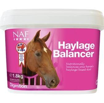 NAF Haylage Balancer подкормка для пищеварения. 1,8 кг