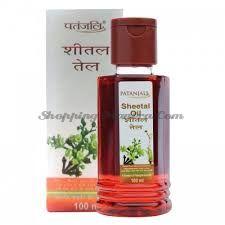 Шитал многофункциональное массажное масло Патанджали Аюрведа / Divya Patanjali Sheetal Oil