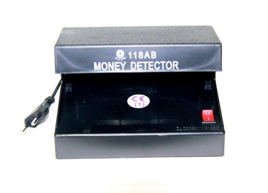 детектор для проверки денег 118