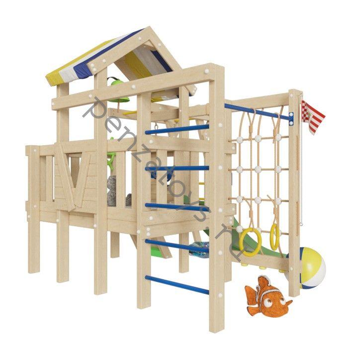Детская игровая площадка/чердак Немо