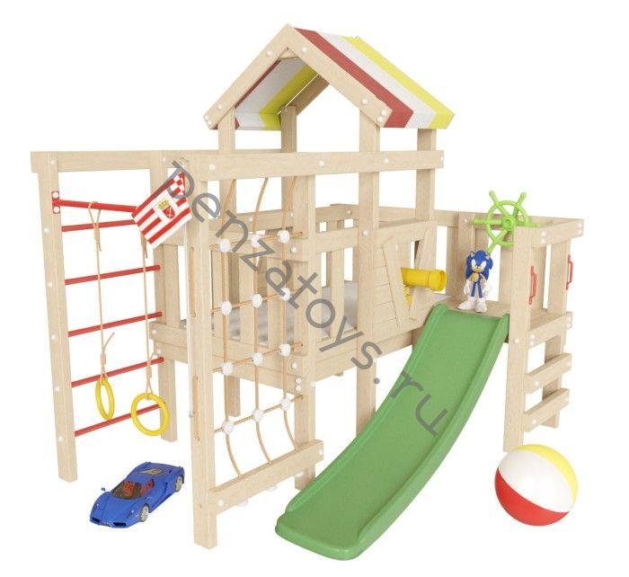 Детская игровая площадка/чердак Соник