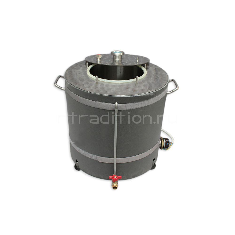Куб для дистилляции/ректификации ХД/3-50ВСМ-3000
