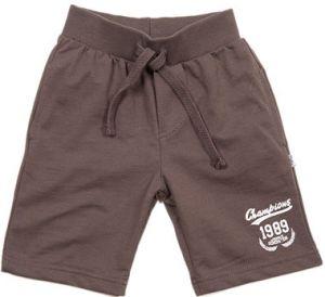 Коричневые шорты для мальчика Мини Макси 0529