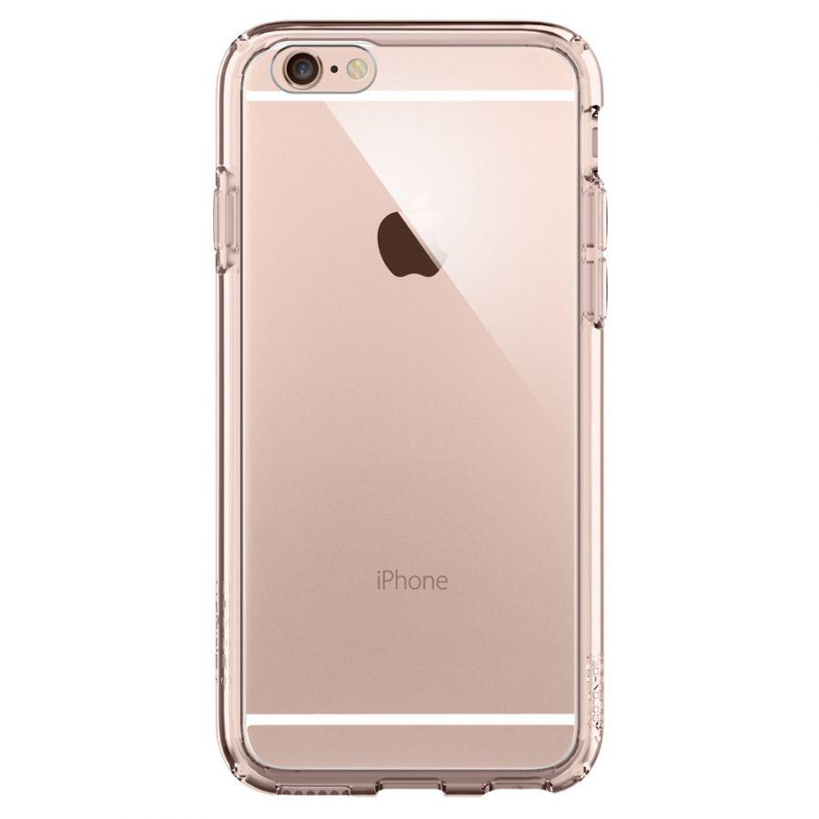 Силиконовый чехол-накладка для iPhone 6 / 6S SGP-Spigen
