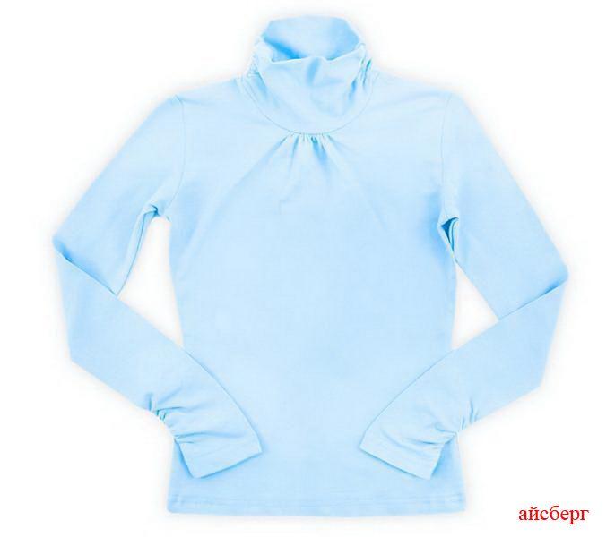 Блуза для девочки Холодный зефир