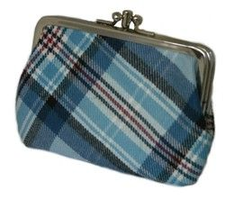 Шотландский кошелёк (клатч) тартан Леди Диана, Принцесса Уэльская