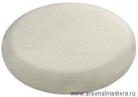 Полировальная губка белая 11010 FESTOOL PS STF D180x30 WH/5  в коробке 5 шт 202015