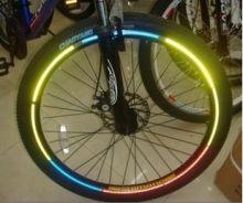 Светоотражающие полоски на обод колеса (комплект на колесо)