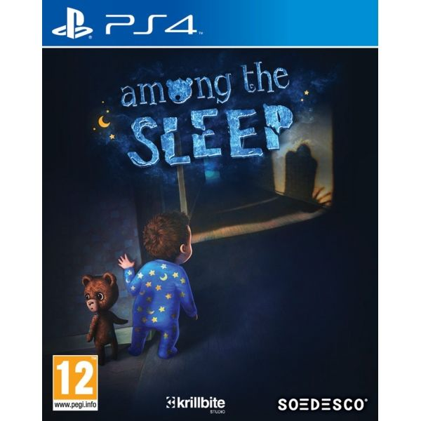 Игра Among the Sleep (PS4)