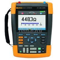 Fluke 190-102 - осциллограф - купить в интернет-магазине www.toolb.ru цена, отзывы, характеристики, производитель, официальный, сайт, поставщик, обзор, поверка, акция
