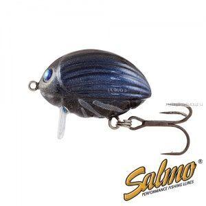 Воблер Salmo Lil Bug F 02-DBE/ 20 мм / плавающий / 2.8 гр / до 0,3 м / цвет: DBE