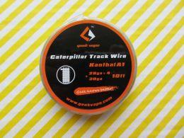 GeekVape KA1 Caterpillar Track 28GAx4+30GA Wire