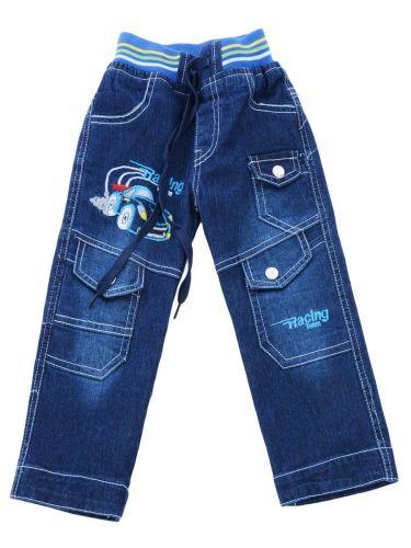 Брюки детские джинсы 2-6 №156111